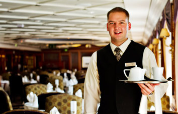 Buffet Steward / Restaurant Attendant / Snack Steward