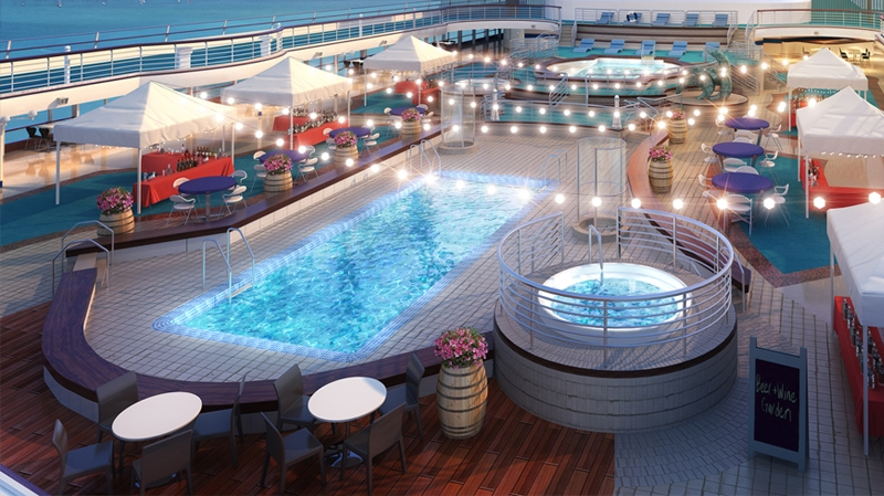 I want to work in a cruise