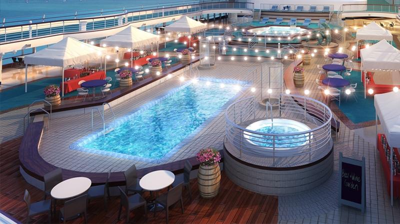 Quiero trabajar en un Crucero
