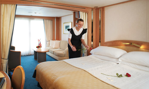 Stateroom Steward/Stewardess
