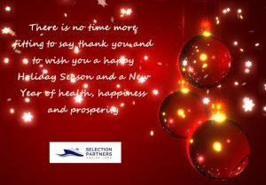 Nuestros mejores deseos para ti!